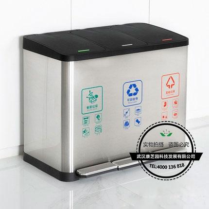 选择高质量垃圾桶有哪些要求