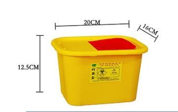医疗利器盒产品安装和使用方法